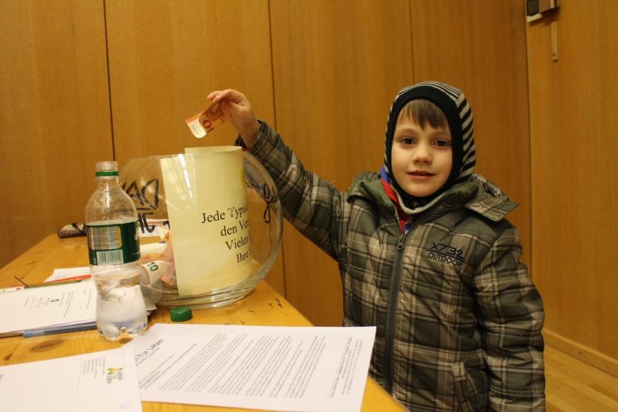 'Durch großartige Spendenaktion in Bludenz für Lukas 433 Menschen typisiert und über € 17.000 an Spenden'-Bild-2