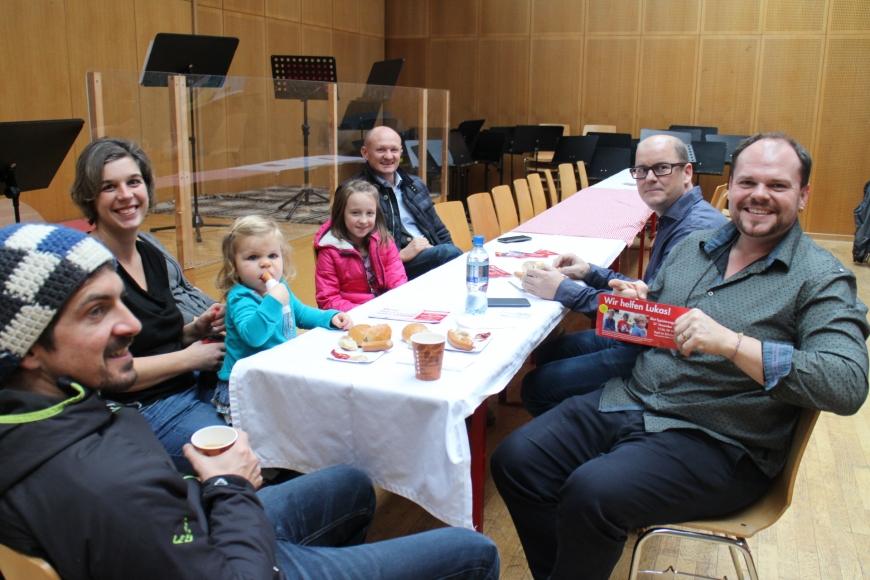 'Durch großartige Spendenaktion in Bludenz für Lukas 433 Menschen typisiert und über € 17.000 an Spenden'-Bild-19