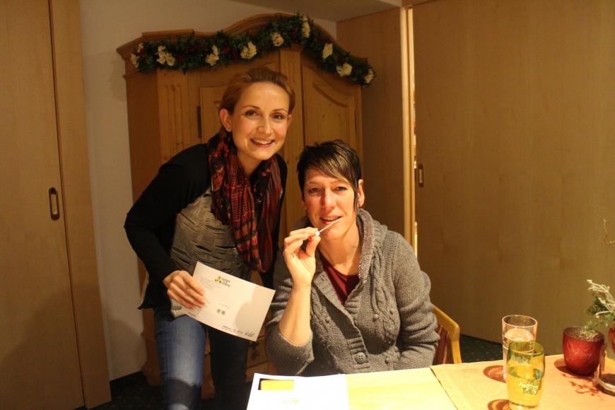 'Firmenaktion im Hotel Zimba in Schruns - 14 Mitarbeiter typisiert und zusätzlich € 2.500,- gespendet'-Bild-2
