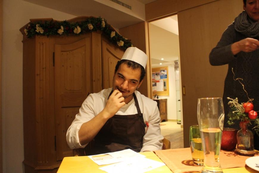 'Firmenaktion im Hotel Zimba in Schruns - 14 Mitarbeiter typisiert und zusätzlich € 2.500,- gespendet'-Bild-4