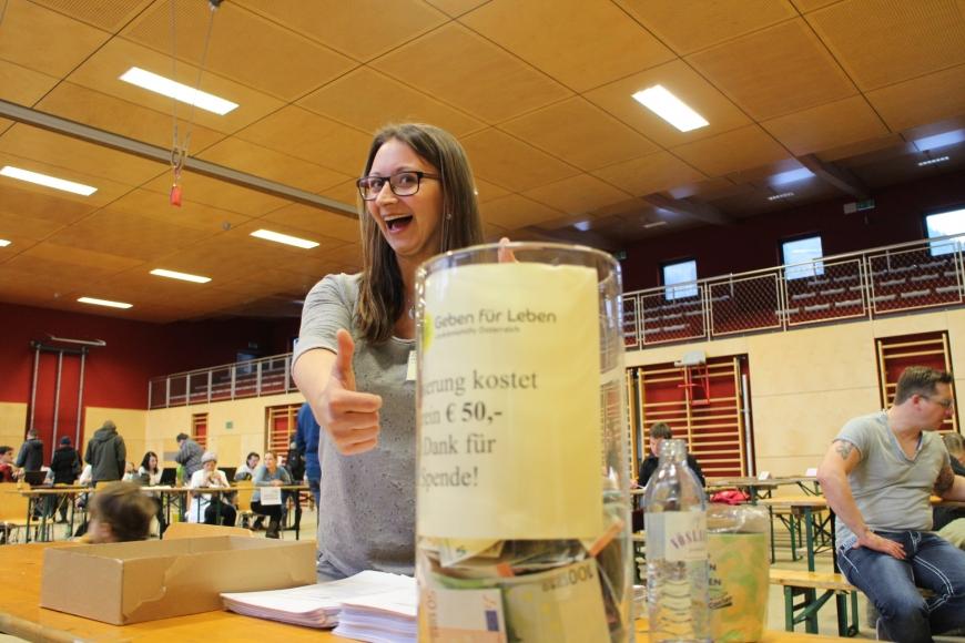 'Erste Typisierungsaktion im Raum Salzburg war ein Erfolg'-Bild-17