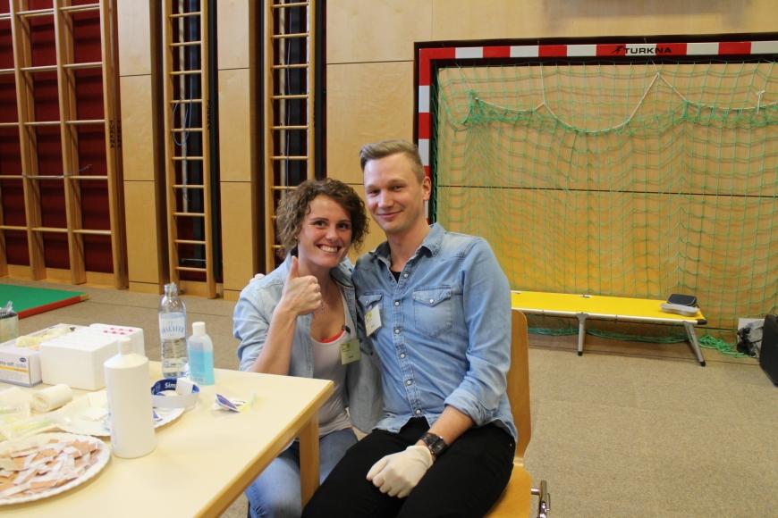 'Erste Typisierungsaktion im Raum Salzburg war ein Erfolg'-Bild-18