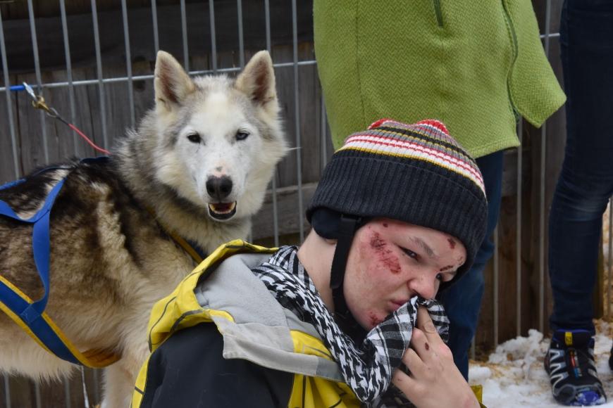 'Kindertraum mit Husky-Toni auf der Tschengla für schwerkranke Kinder'-Bild-15