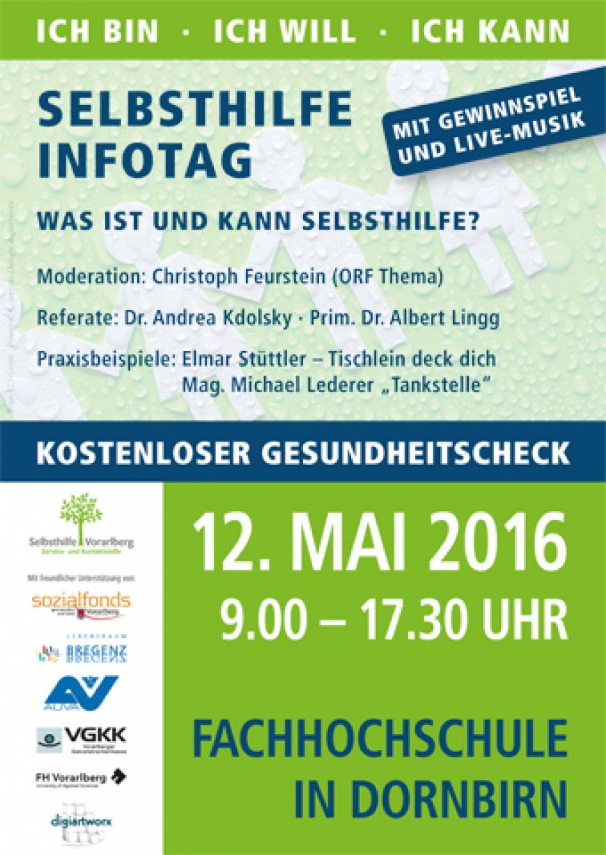 'Typisierungsaktion in der FH Dornbirn am 12. Mai 2016'-Bild-1
