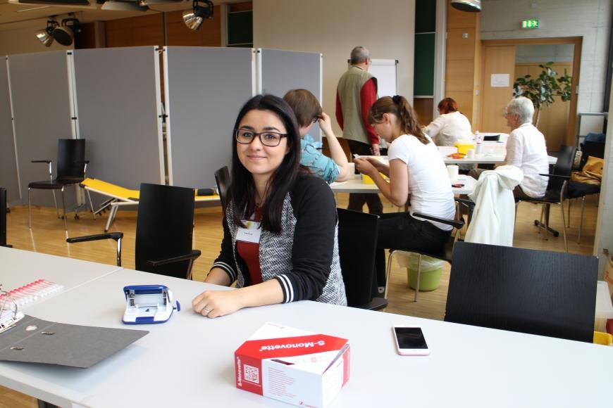 'Erfolgreiche Typisierung in Fachhochschule Vorarlberg mit prominenter Unterstützung'-Bild-1