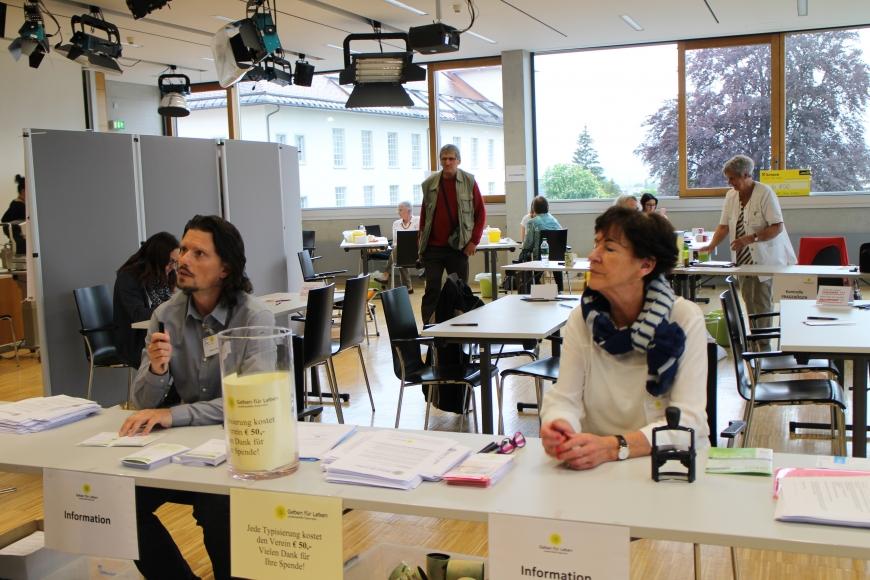 'Erfolgreiche Typisierung in Fachhochschule Vorarlberg mit prominenter Unterstützung'-Bild-6