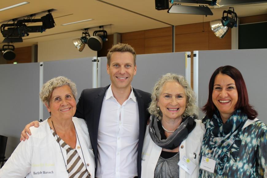 'Erfolgreiche Typisierung in Fachhochschule Vorarlberg mit prominenter Unterstützung'-Bild-7