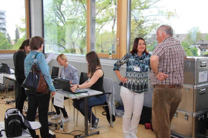 'Erfolgreiche Typisierung in Fachhochschule Vorarlberg mit prominenter Unterstützung'-Bild-18