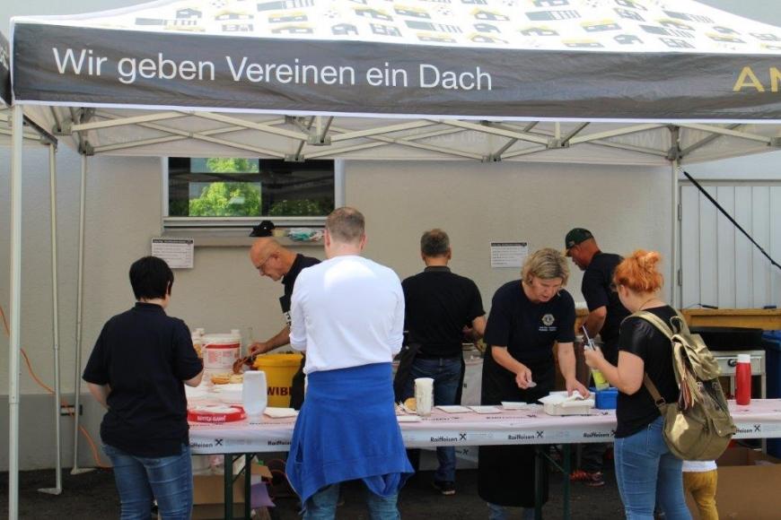 'Erfolgreicher Start der Zusammenarbeit mit dem Lionsclub Rheindelta-Hofsteig'-Bild-5
