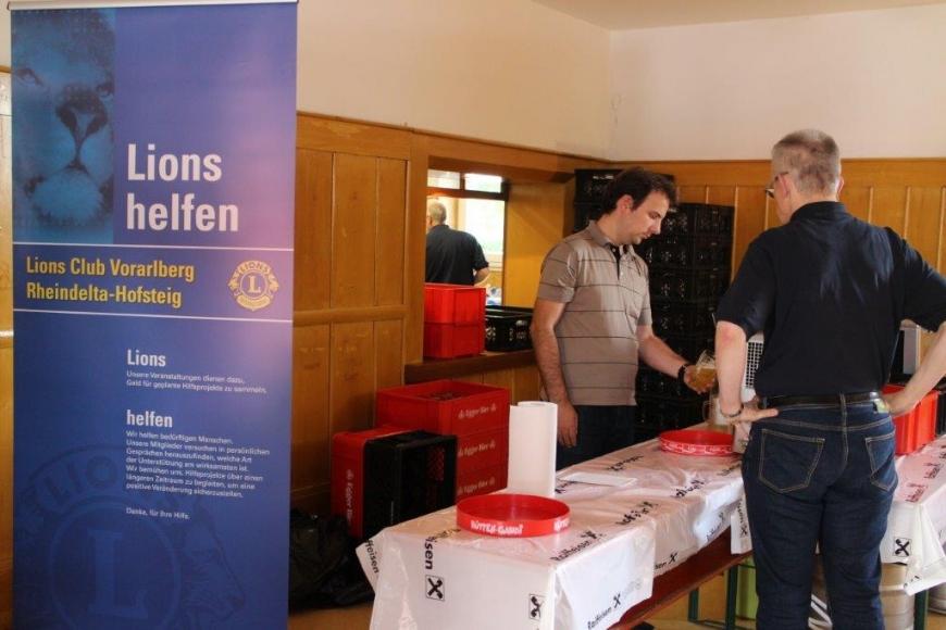 'Erfolgreicher Start der Zusammenarbeit mit dem Lionsclub Rheindelta-Hofsteig'-Bild-14