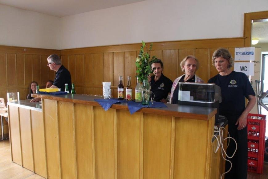 'Erfolgreicher Start der Zusammenarbeit mit dem Lionsclub Rheindelta-Hofsteig'-Bild-15