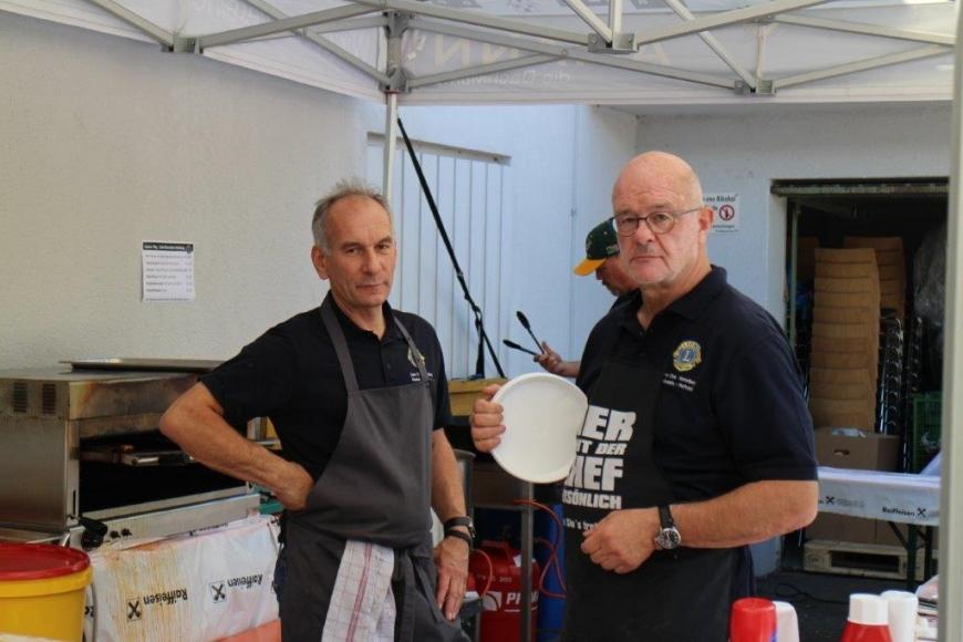 'Erfolgreicher Start der Zusammenarbeit mit dem Lionsclub Rheindelta-Hofsteig'-Bild-16