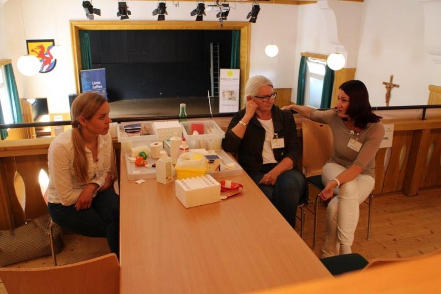 'Erfolgreicher Start der Zusammenarbeit mit dem Lionsclub Rheindelta-Hofsteig'-Bild-18