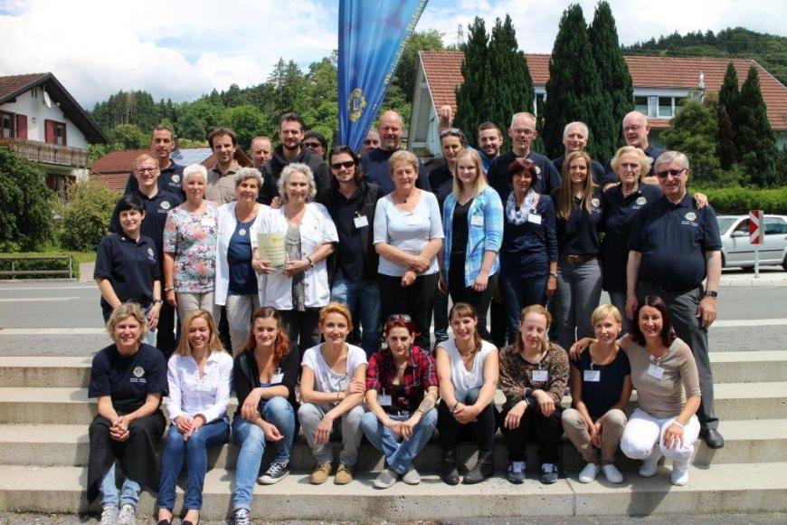 'Erfolgreicher Start der Zusammenarbeit mit dem Lionsclub Rheindelta-Hofsteig'-Bild-23
