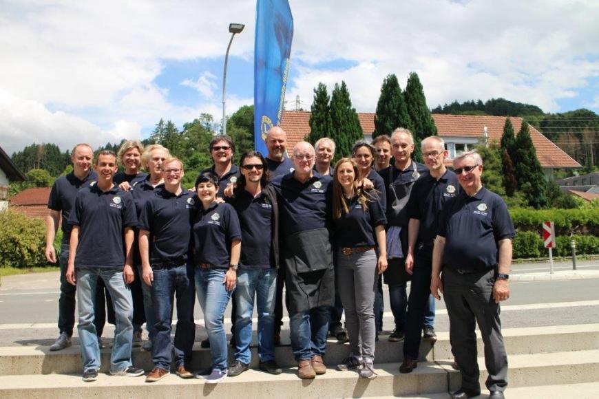 'Erfolgreicher Start der Zusammenarbeit mit dem Lionsclub Rheindelta-Hofsteig'-Bild-24