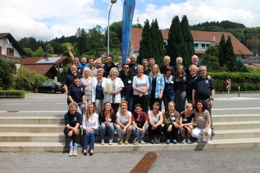 'Erfolgreicher Start der Zusammenarbeit mit dem Lionsclub Rheindelta-Hofsteig'-Bild-25