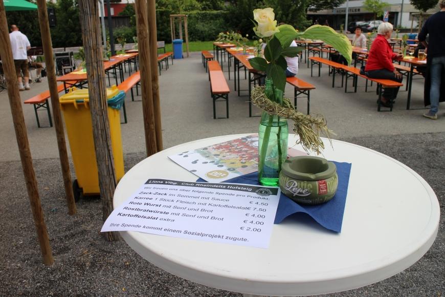 'Erfolgreicher Start der Zusammenarbeit mit dem Lionsclub Rheindelta-Hofsteig'-Bild-37