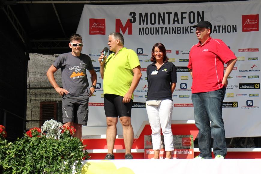 'M3 Montafon Mountainbike Marathon und Intersport Charity in Schruns'-Bild-14