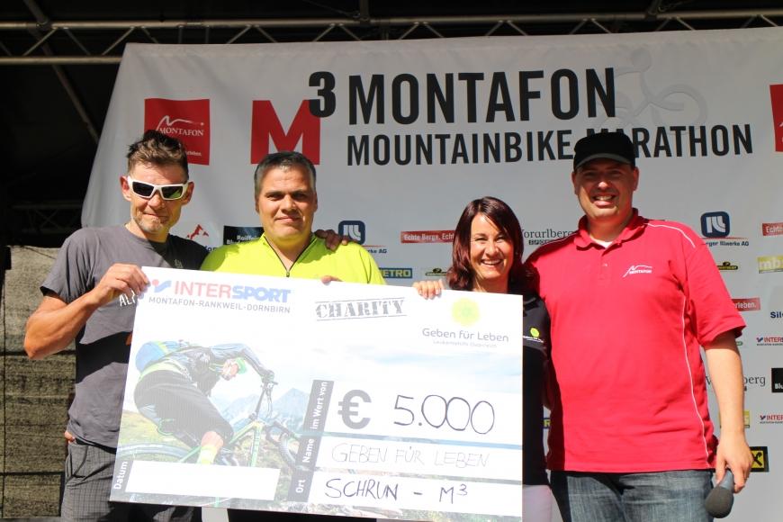 'M3 Montafon Mountainbike Marathon und Intersport Charity in Schruns'-Bild-17