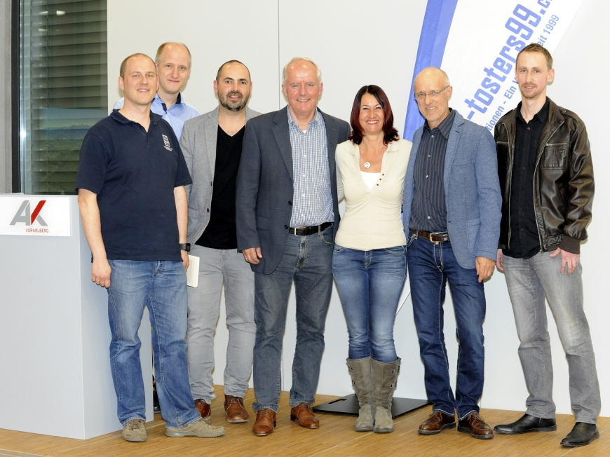 'Scheckübergabe FC Tosters 99 nach Toni Innauer-Lesung'-Bild-19