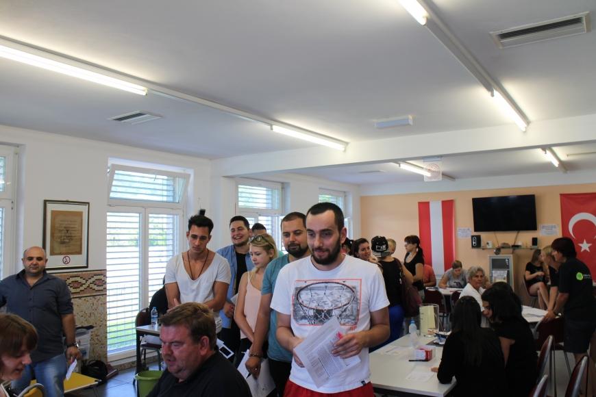 'Spontante Typisierungsaktion für Ünal im AIF in Feldkirch'-Bild-13
