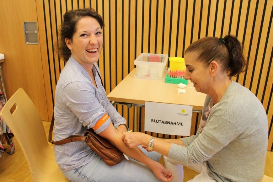 'Typisierungsaktion in Bregenz brachte 185 neue potentielle Lebensretter'-Bild-6