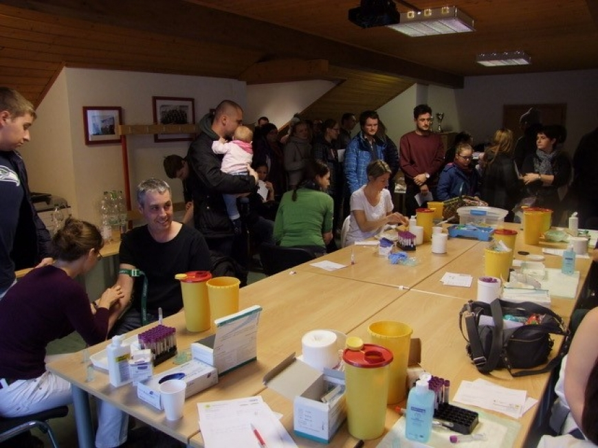 'Erste Typisierungsaktion in Niederösterreich war ein voller Erfolg'-Bild-3