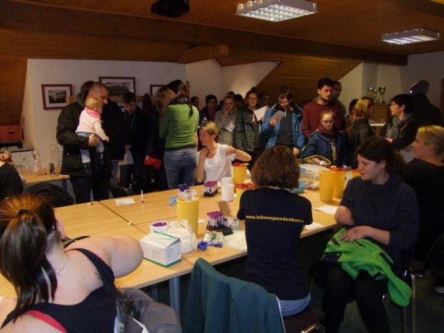 'Erste Typisierungsaktion in Niederösterreich war ein voller Erfolg'-Bild-5
