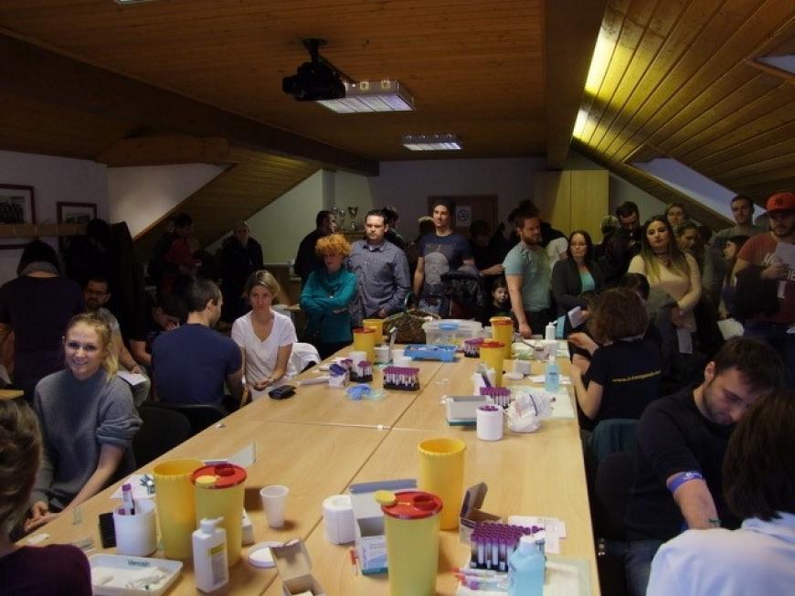 'Erste Typisierungsaktion in Niederösterreich war ein voller Erfolg'-Bild-8