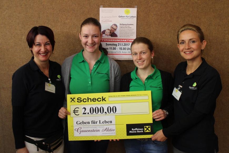 'Eine weitere Goldmedaille für Spendenbereitschaft der Vorarlberger'-Bild-9