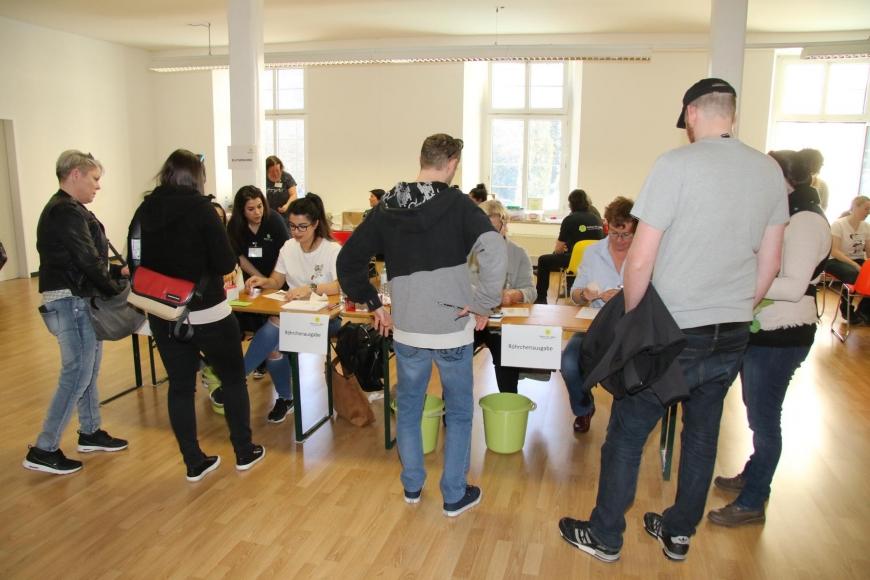 'Typisierungsaktion in Rankweil mit fantastischem Programm ein voller Erfolg'-Bild-29