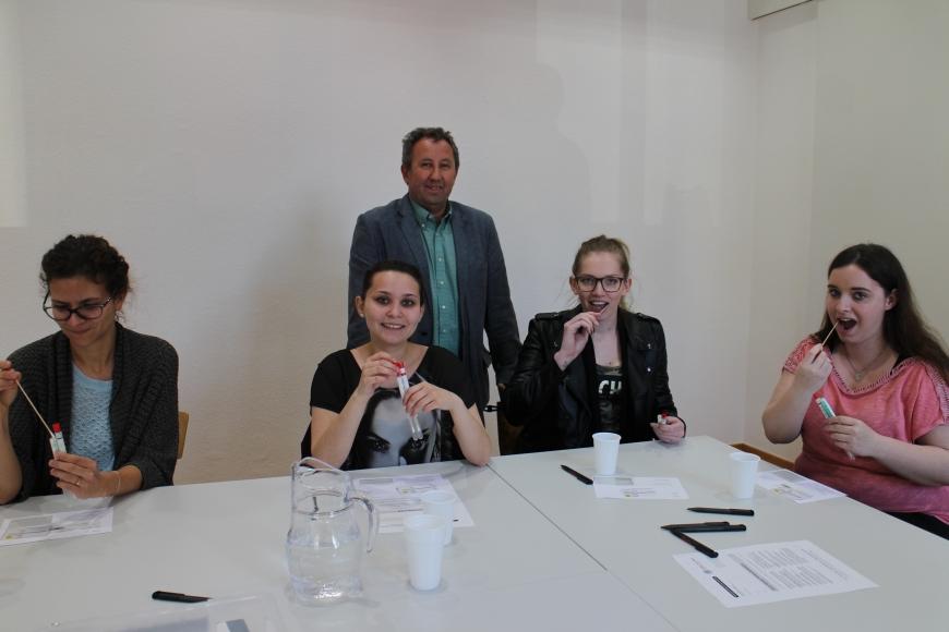 'Tolle Aktion im Landesgericht Feldkirch bringt Neutypisierungen und eine Spende'-Bild-2