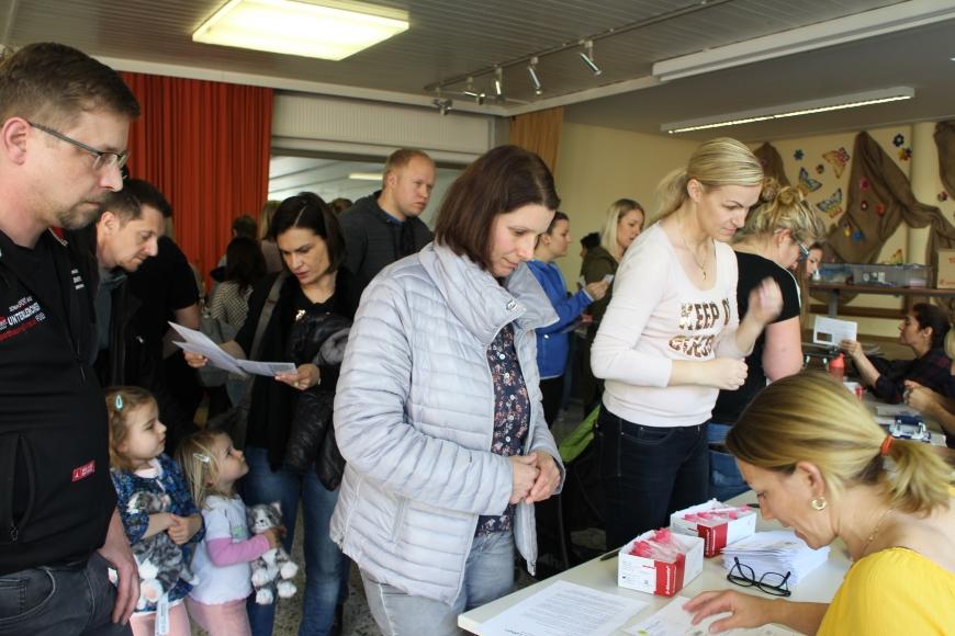 'Welle der Hilfsbereitschaft in Fügen-Tirol bringt 1.378 Neutypisierungen'-Bild-7