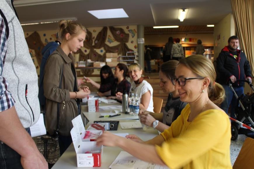 'Welle der Hilfsbereitschaft in Fügen-Tirol bringt 1.378 Neutypisierungen'-Bild-23