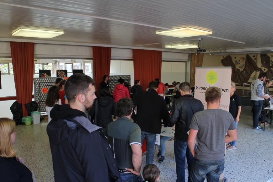 'Welle der Hilfsbereitschaft in Fügen-Tirol bringt 1.378 Neutypisierungen'-Bild-25