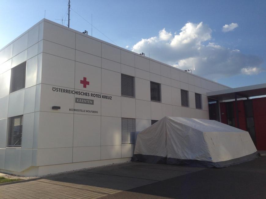 'Großartige Typisierungsaktion gemeinsam mit Rotem Kreuz in Wolfsberg-Kärnten mit 1.104 Neutypisierungen'-Bild-1
