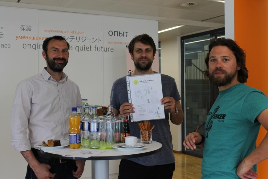 'Großartige Aktion bringt 72 Neutypisierungen und € XXX an Spenden'-Bild-3