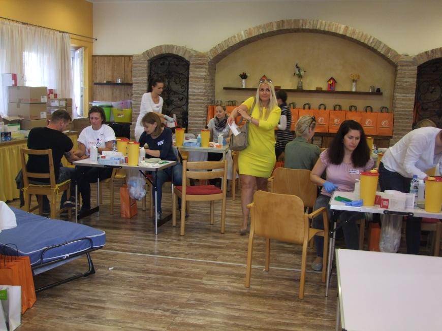 'Fantastische Aktion mit Promi-Beteiligung in Wels setzt die Latte für unsere Aktionen wieder hoch'-Bild-6