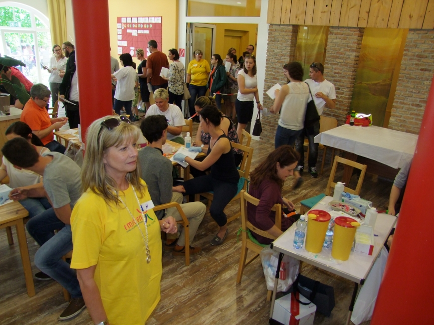 'Fantastische Aktion mit Promi-Beteiligung in Wels setzt die Latte für unsere Aktionen wieder hoch'-Bild-8