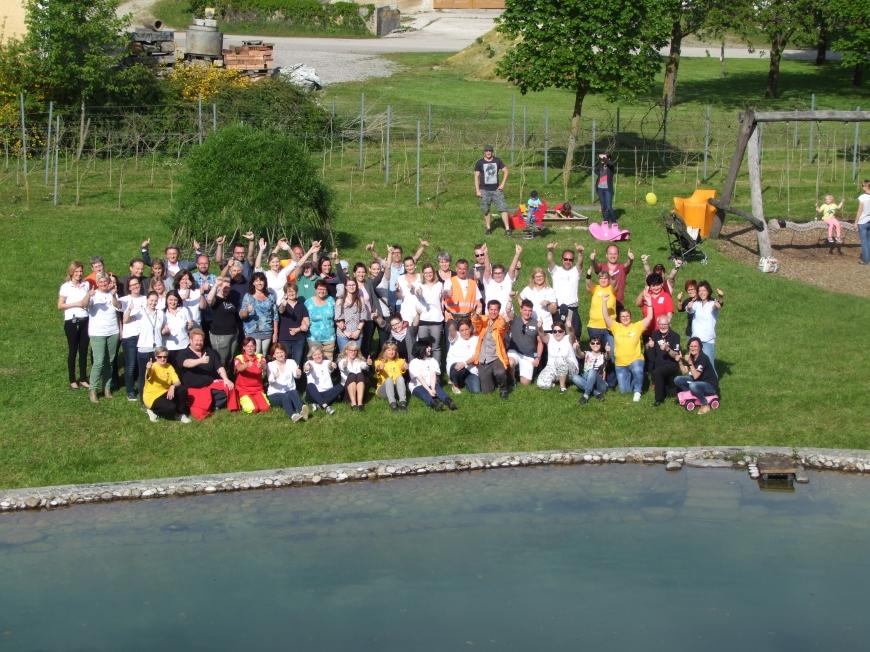 'Fantastische Aktion mit Promi-Beteiligung in Wels setzt die Latte für unsere Aktionen wieder hoch'-Bild-9