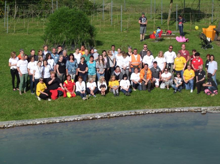 'Fantastische Aktion mit Promi-Beteiligung in Wels setzt die Latte für unsere Aktionen wieder hoch'-Bild-13