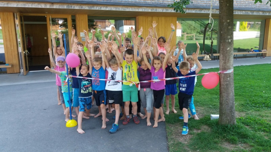 'Schülerlauf bringt stolze Summe für Spendentopf der Tour der Hoffnung'-Bild-2