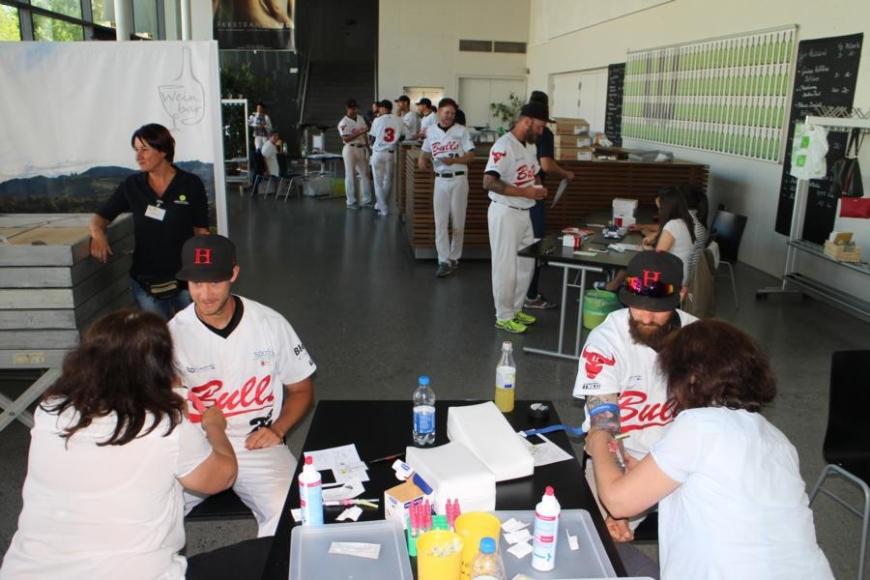'Zusammenarbeit mit Baseballverein bringt 179 Typisierungen und eine tolle Spende'-Bild-6
