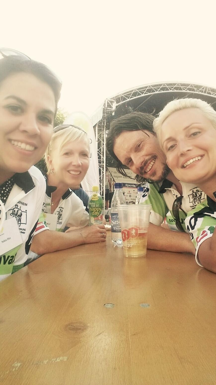 'Über € 26.000 an Spenden und perfekte Stimmung bei der Tour'-Bild-2