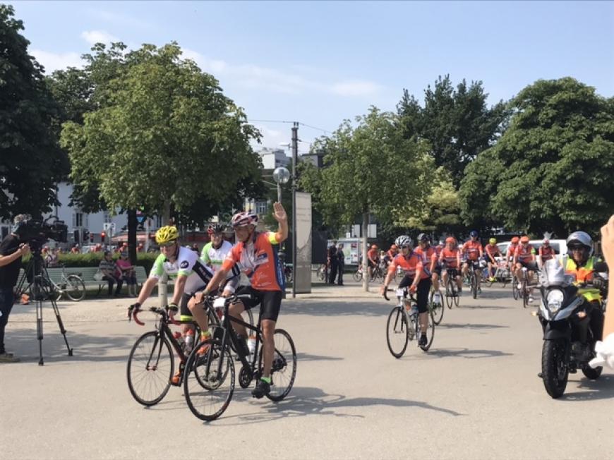 'Über € 26.000 an Spenden und perfekte Stimmung bei der Tour'-Bild-10