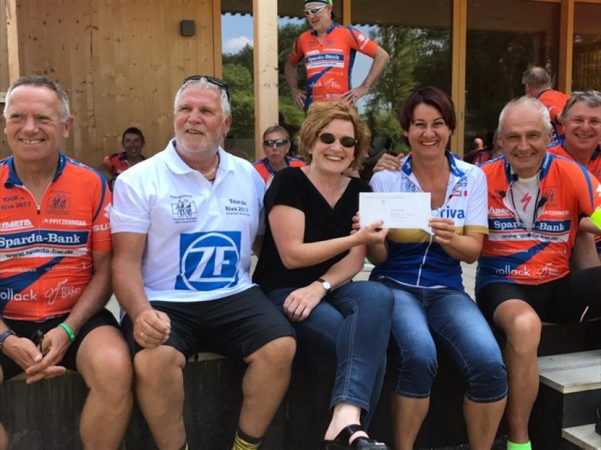 'Über € 26.000 an Spenden und perfekte Stimmung bei der Tour'-Bild-16