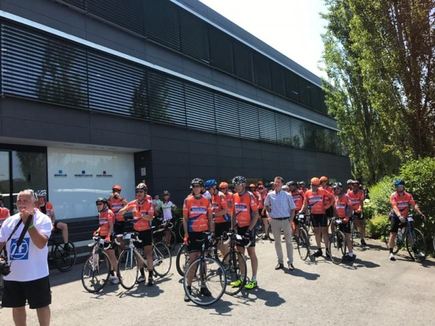 'Über € 26.000 an Spenden und perfekte Stimmung bei der Tour'-Bild-18