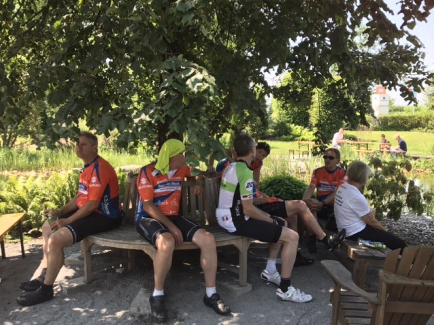 'Über € 26.000 an Spenden und perfekte Stimmung bei der Tour'-Bild-20