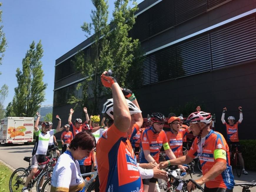 'Über € 26.000 an Spenden und perfekte Stimmung bei der Tour'-Bild-22