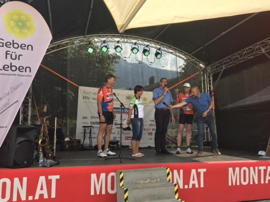 'Über € 26.000 an Spenden und perfekte Stimmung bei der Tour'-Bild-33